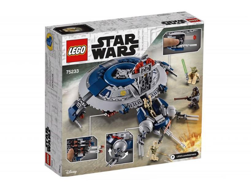 Lego Star Wars - 75233 - Droid Gunship 75233_11