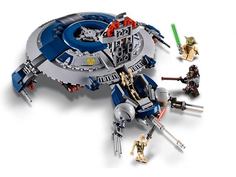 Lego Star Wars - 75233 - Droid Gunship 75233_13