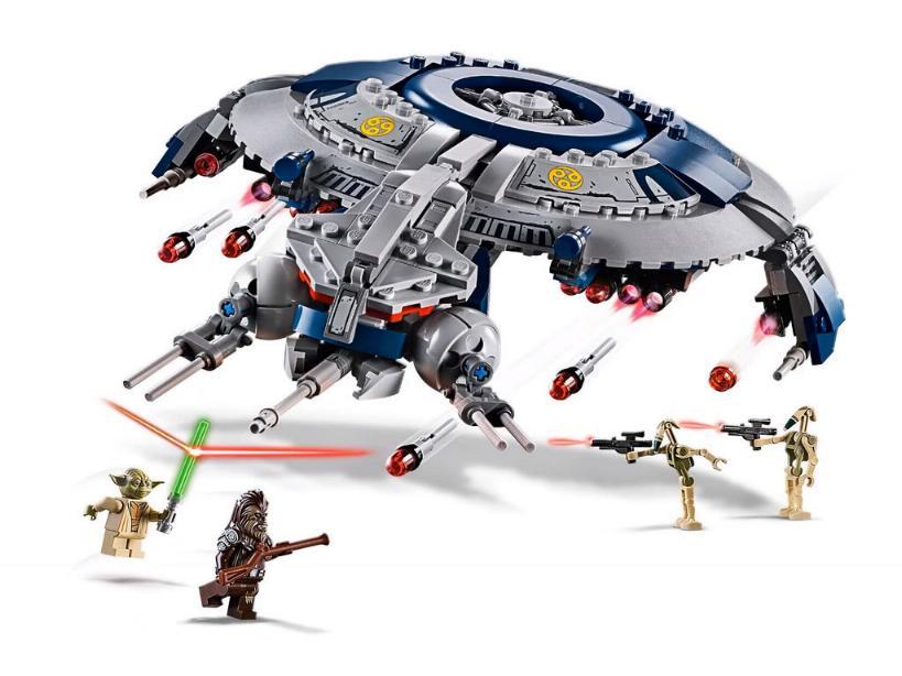 Lego Star Wars - 75233 - Droid Gunship 75233_14