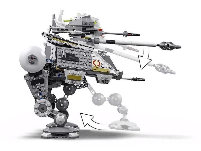 Lego Star Wars - 75234 - AT-AP Walker 75234_14