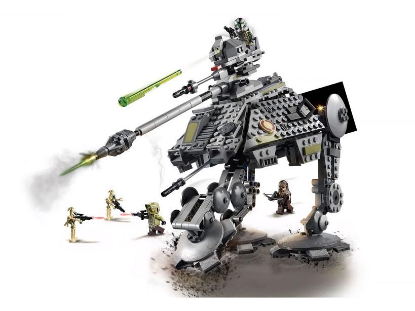 Lego Star Wars - 75234 - AT-AP Walker 75234_15