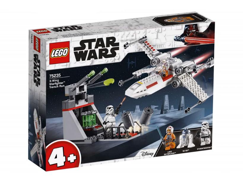Lego Star Wars - 75235 - X-Wing Starfighter Trench Run  75235_10