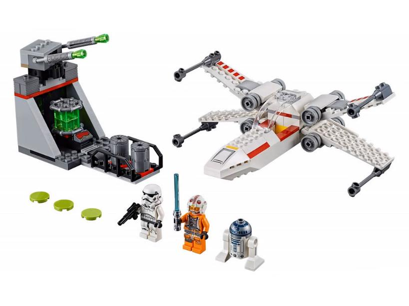 Lego Star Wars - 75235 - X-Wing Starfighter Trench Run  75235_11