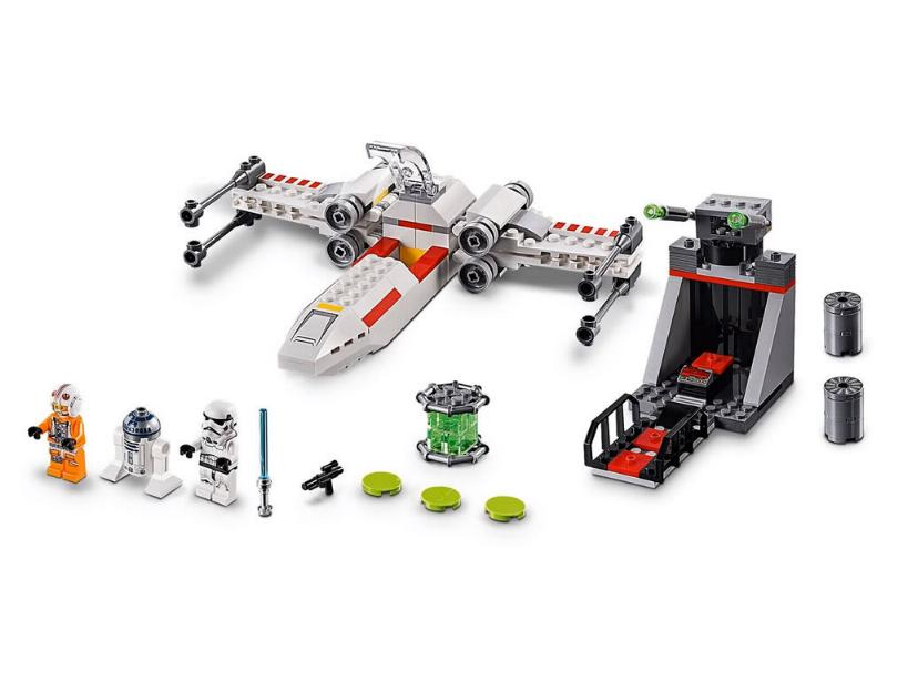 Lego Star Wars - 75235 - X-Wing Starfighter Trench Run  75235_12