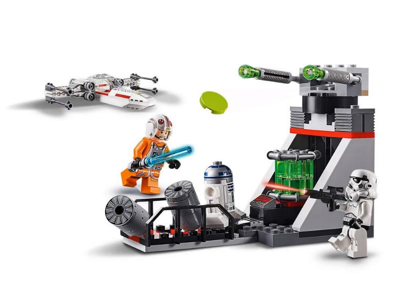 Lego Star Wars - 75235 - X-Wing Starfighter Trench Run  75235_14
