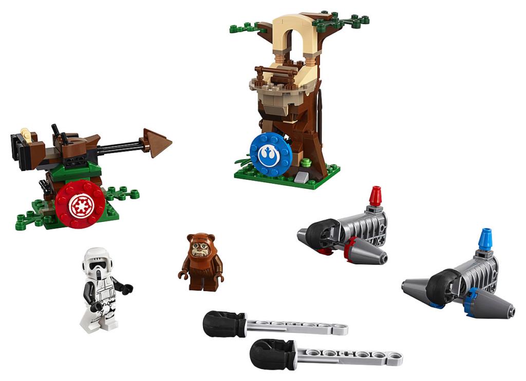 Lego Star Wars - 75238 - Action Battle Endor Assault 75238_10