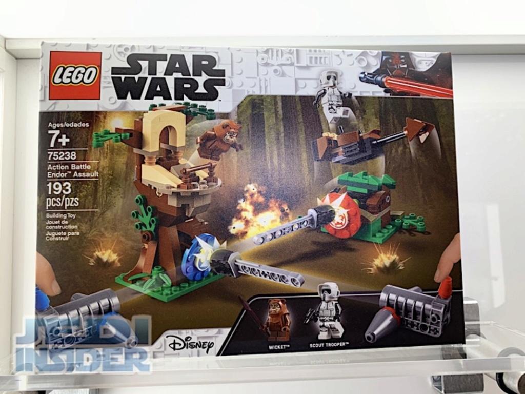 Lego Star Wars - 75238 - Action Battle Endor Assault 75238_12