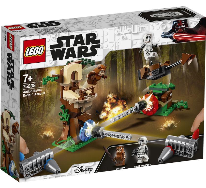 Lego Star Wars - 75238 - Action Battle Endor Assault 75238_13