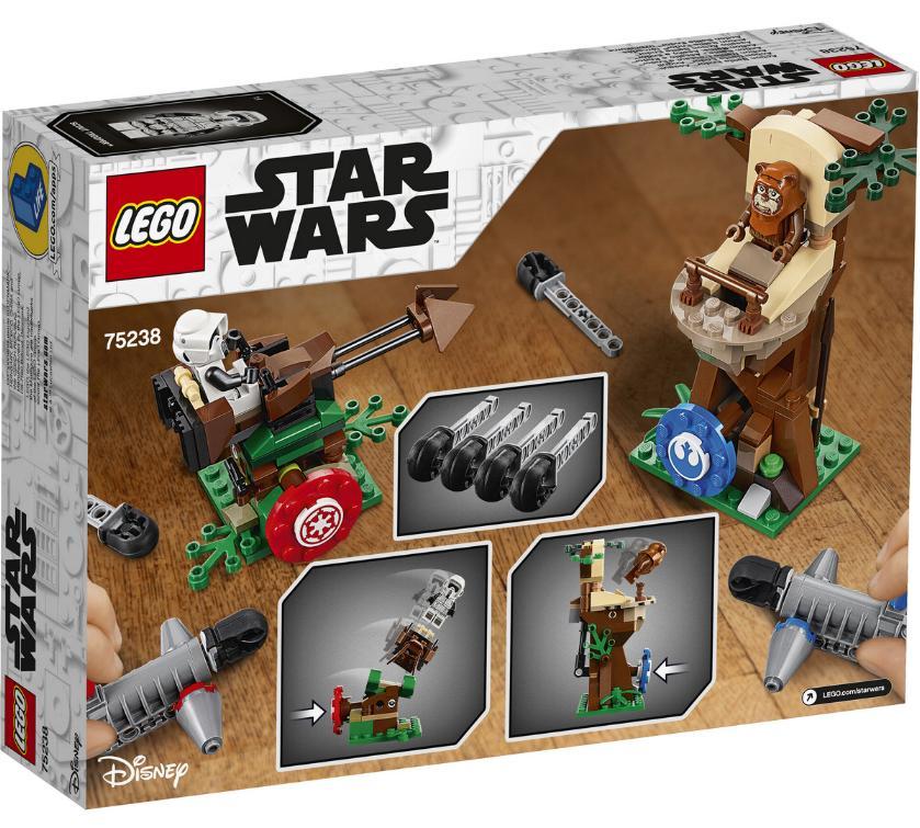 Lego Star Wars - 75238 - Action Battle Endor Assault 75238_14