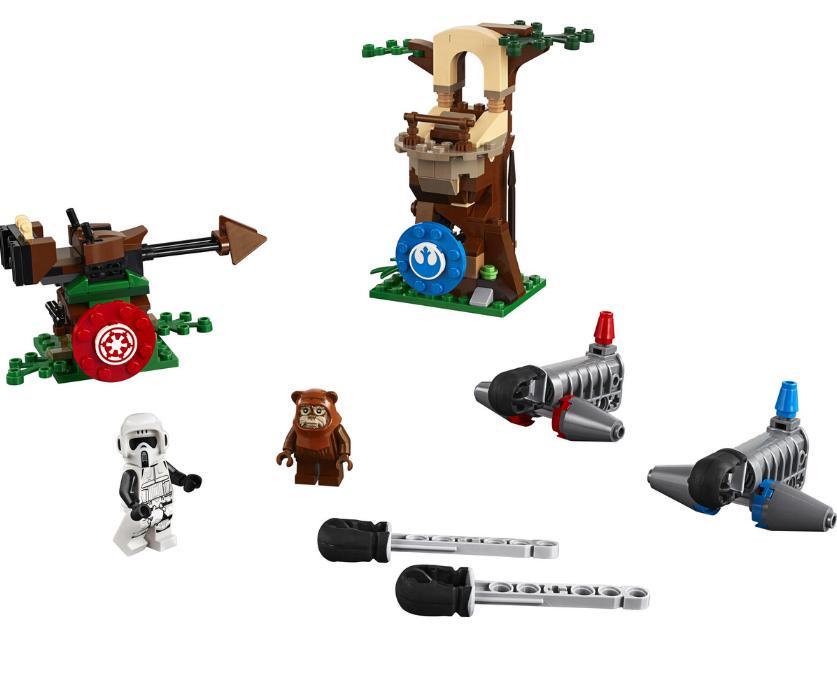 Lego Star Wars - 75238 - Action Battle Endor Assault 75238_15