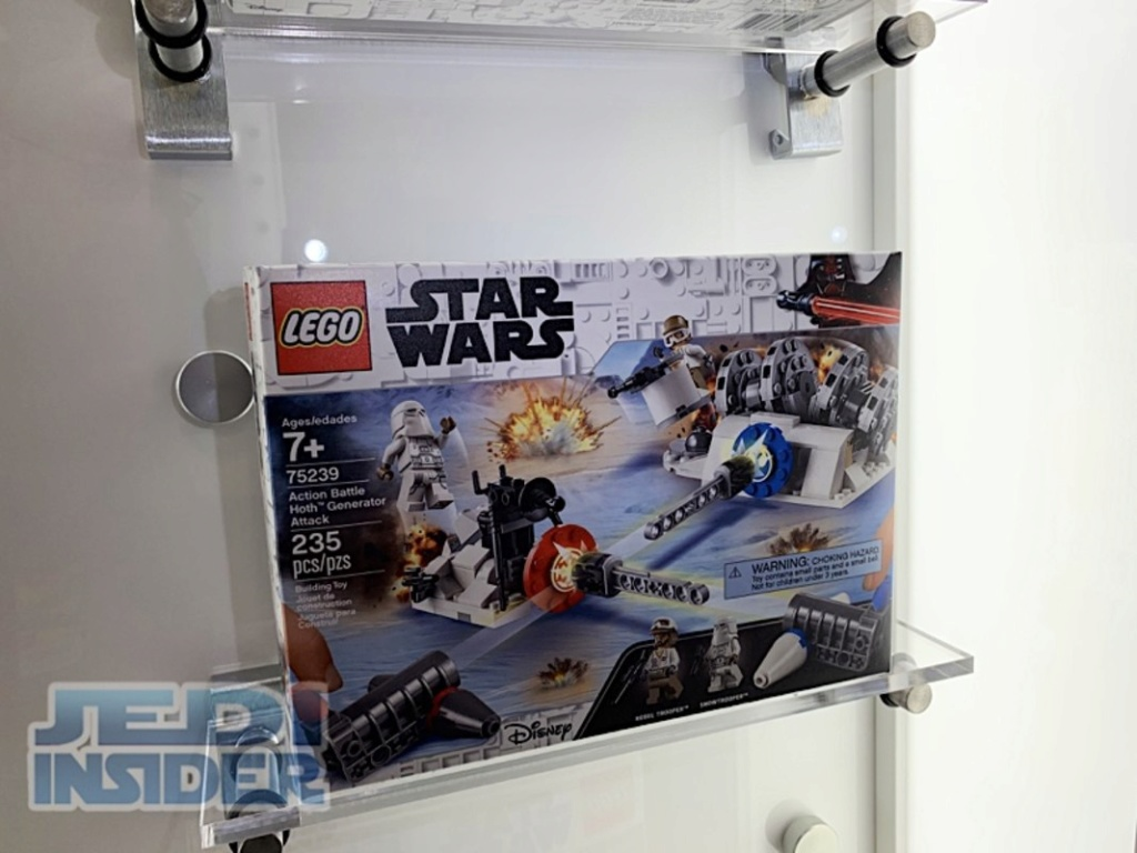 Lego Star Wars - 75239 - Action Battle Hoth Generator Attack 75239_11
