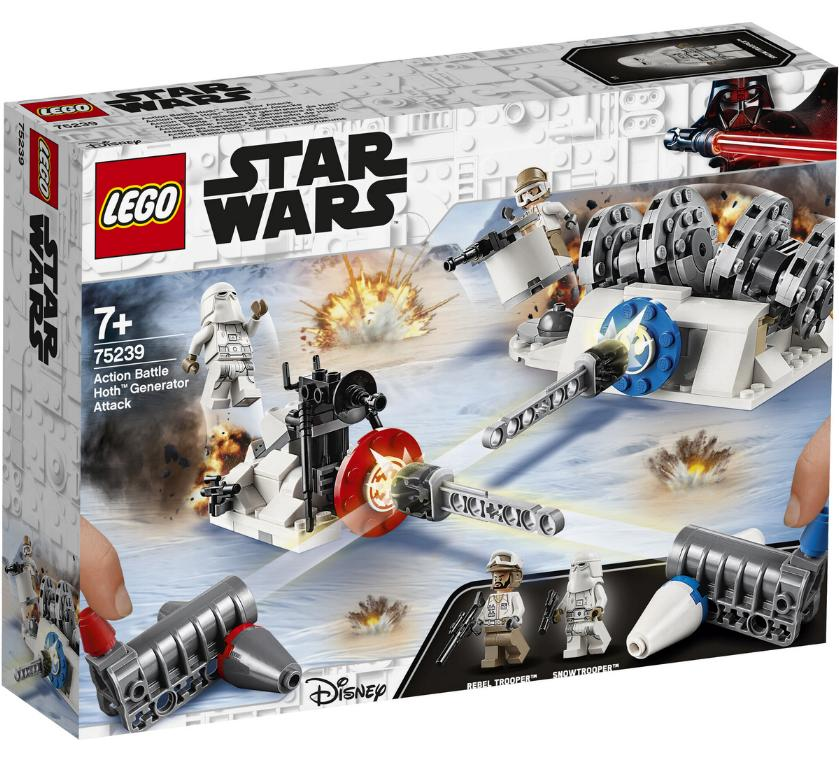 Lego Star Wars - 75239 - Action Battle Hoth Generator Attack 75239_13