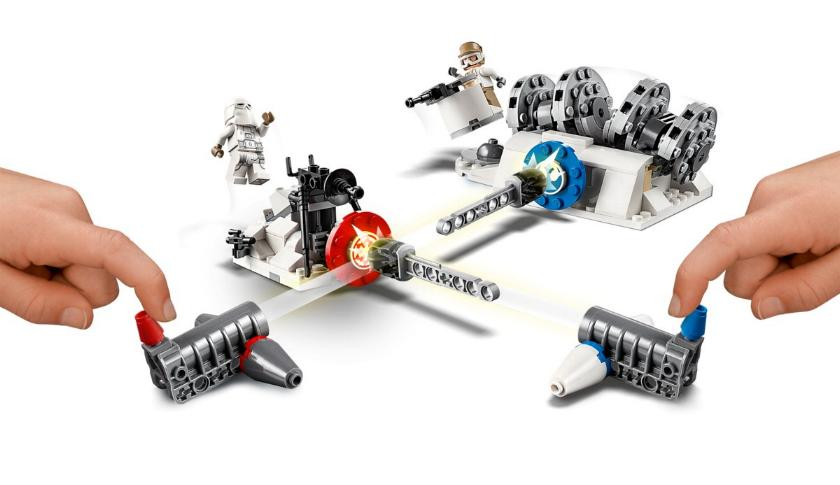 Lego Star Wars - 75239 - Action Battle Hoth Generator Attack 75239_16