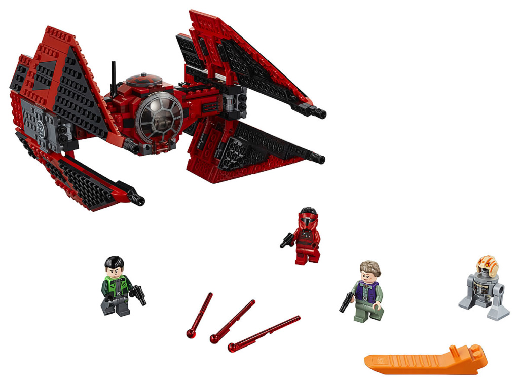 Lego Star Wars - 75240 - Major Vonreg's TIE Fighter 75240_10