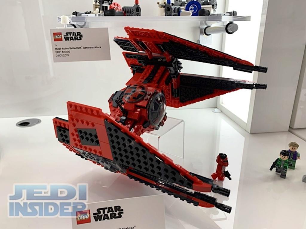 Lego Star Wars - 75240 - Major Vonreg's TIE Fighter 75240_12