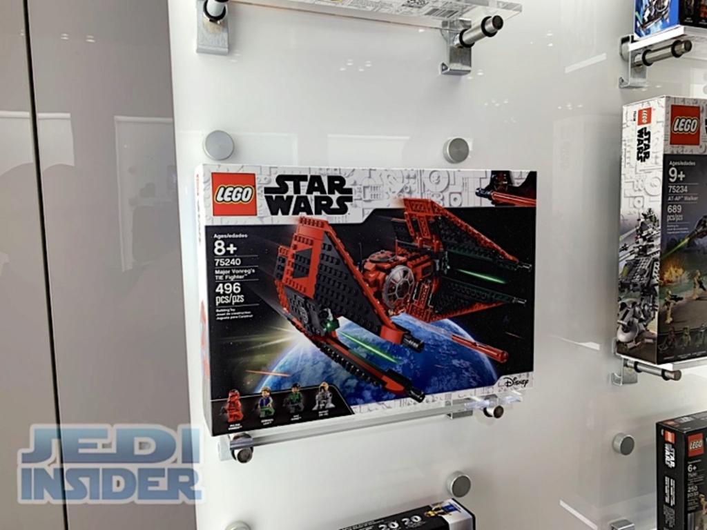 Lego Star Wars - 75240 - Major Vonreg's TIE Fighter 75240_14