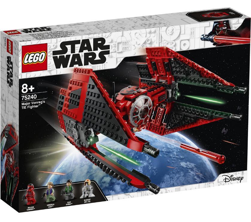 Lego Star Wars - 75240 - Major Vonreg's TIE Fighter 75240_15