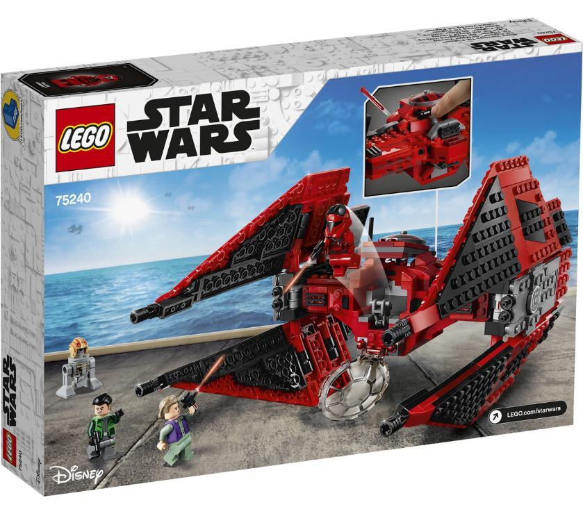 Lego Star Wars - 75240 - Major Vonreg's TIE Fighter 75240_16