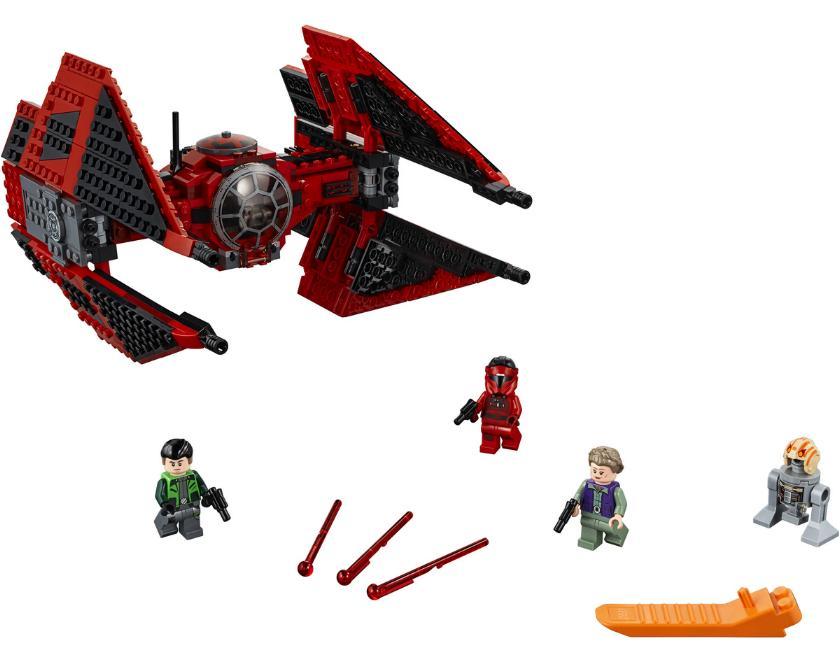 Lego Star Wars - 75240 - Major Vonreg's TIE Fighter 75240_17