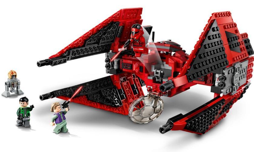 Lego Star Wars - 75240 - Major Vonreg's TIE Fighter 75240_18