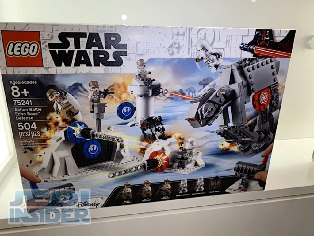 Lego Star Wars - 75241 - Action Battle Echo Base Defense 75241_11