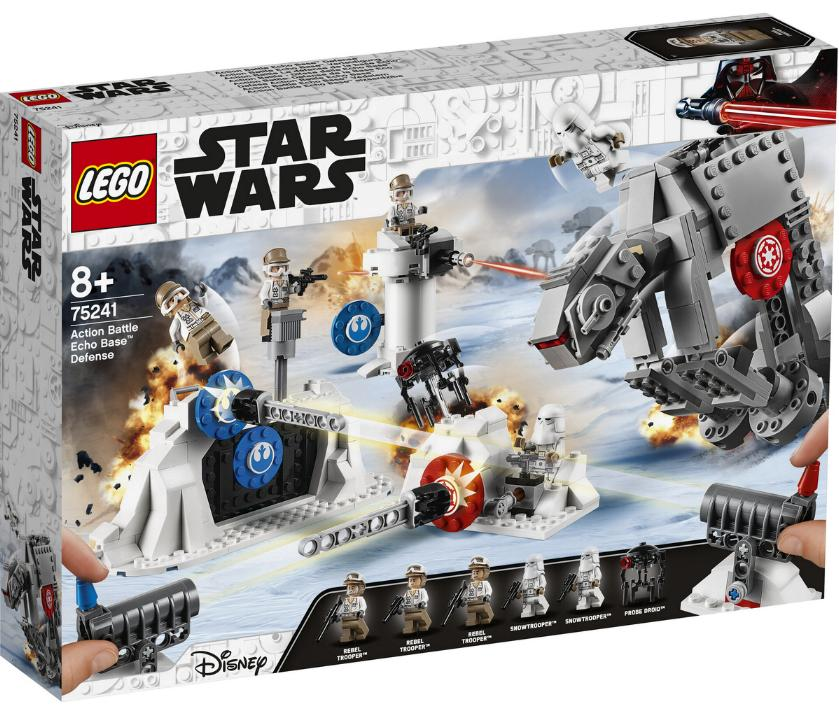 Lego Star Wars - 75241 - Action Battle Echo Base Defense 75241_14