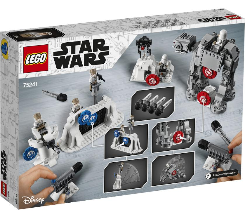 Lego Star Wars - 75241 - Action Battle Echo Base Defense 75241_15