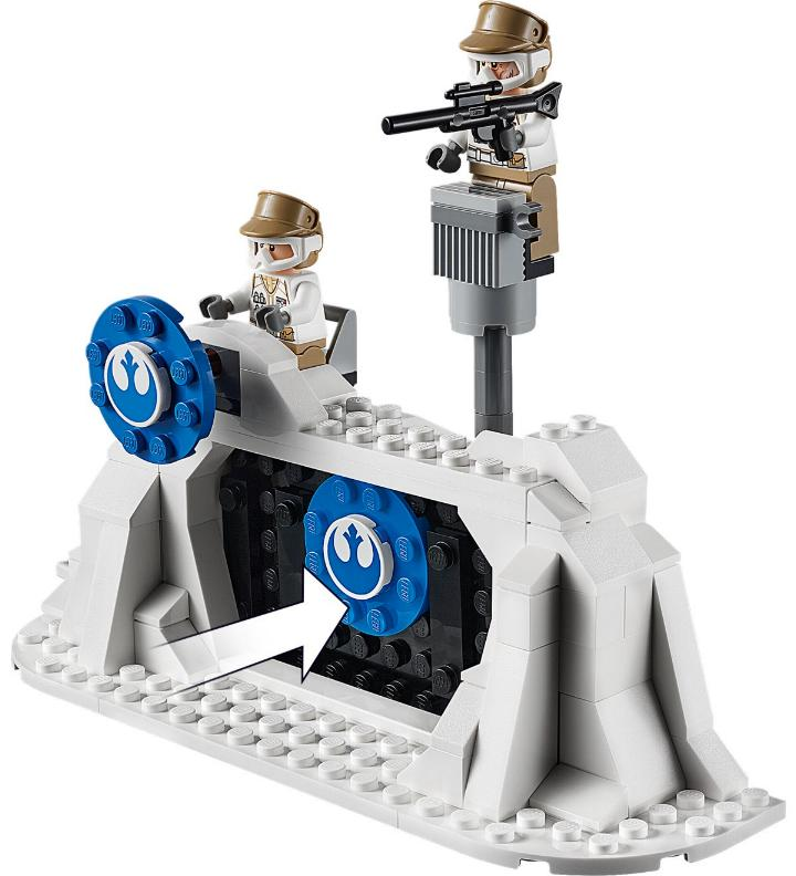 Lego Star Wars - 75241 - Action Battle Echo Base Defense 75241_17