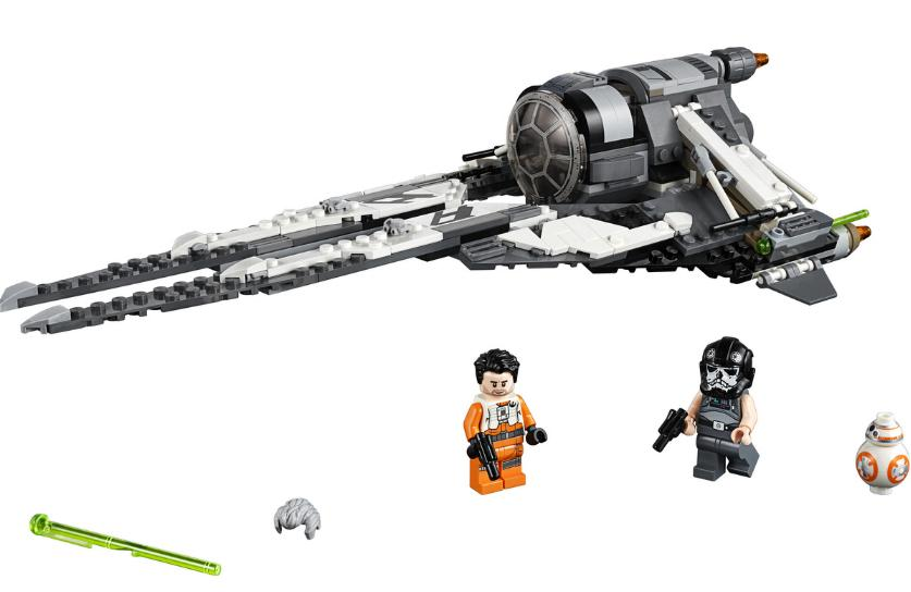 Lego Star Wars - 75242 - Black Ace TIE Interceptor 75242_15