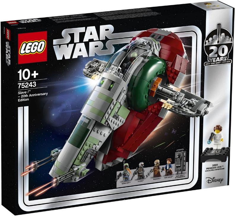 Lego Star Wars - 75243 – Slave I - 20th Anniversary 75243_11