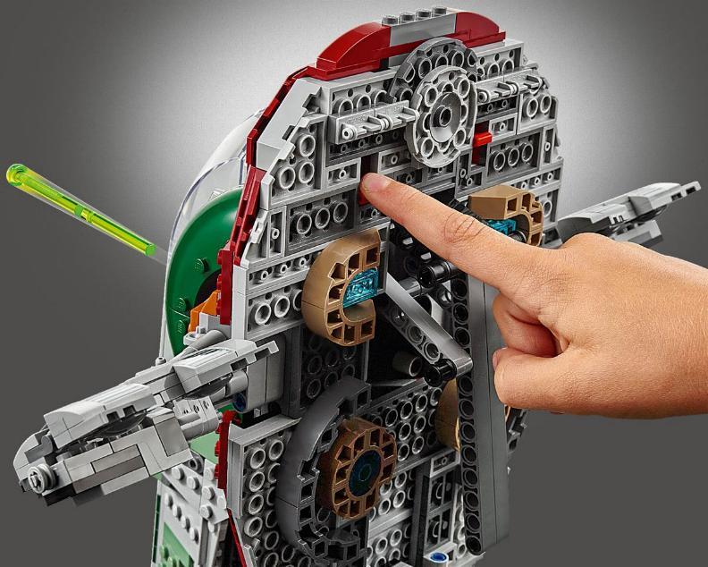 Lego Star Wars - 75243 – Slave I - 20th Anniversary 75243_13