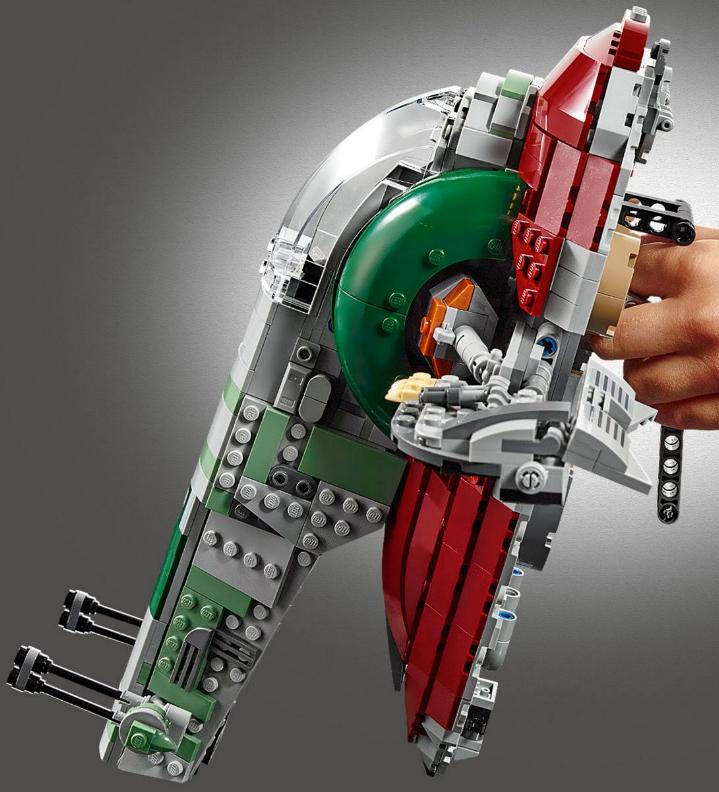 Lego Star Wars - 75243 – Slave I - 20th Anniversary 75243_14