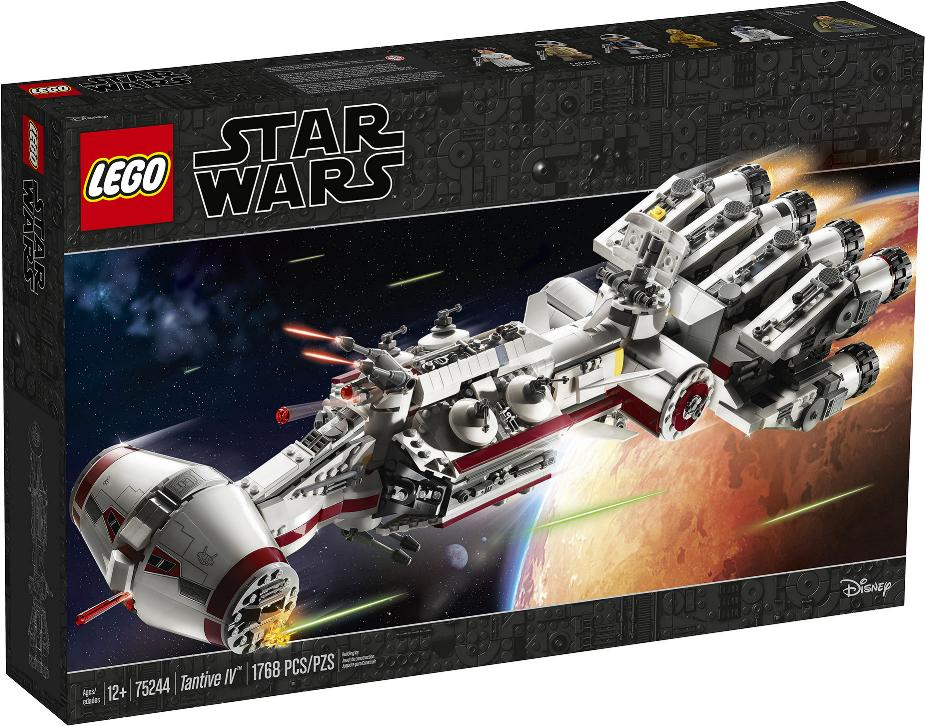 LEGO STAR WARS - 75244 - Tantive IV 75244_10