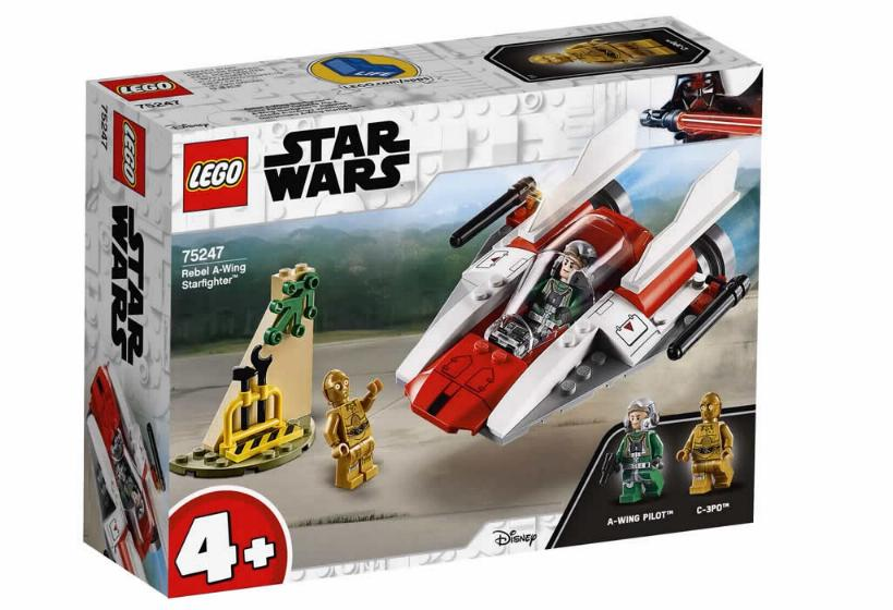Lego Star Wars - 75247 - Rebel A-Wing Starfighter  75247_10
