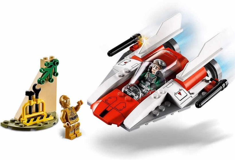 Lego Star Wars - 75247 - Rebel A-Wing Starfighter  75247_13