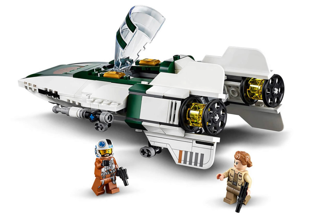 LEGO Star Wars - 75248 - Resistance A-Wing Starfighter 75248_13