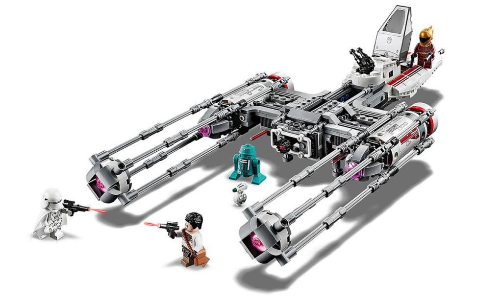 LEGO Star Wars - 75249 - Resistance Y-Wing Starfighter 75249_13