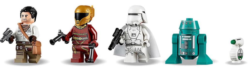 LEGO Star Wars - 75249 - Resistance Y-Wing Starfighter 75249_14