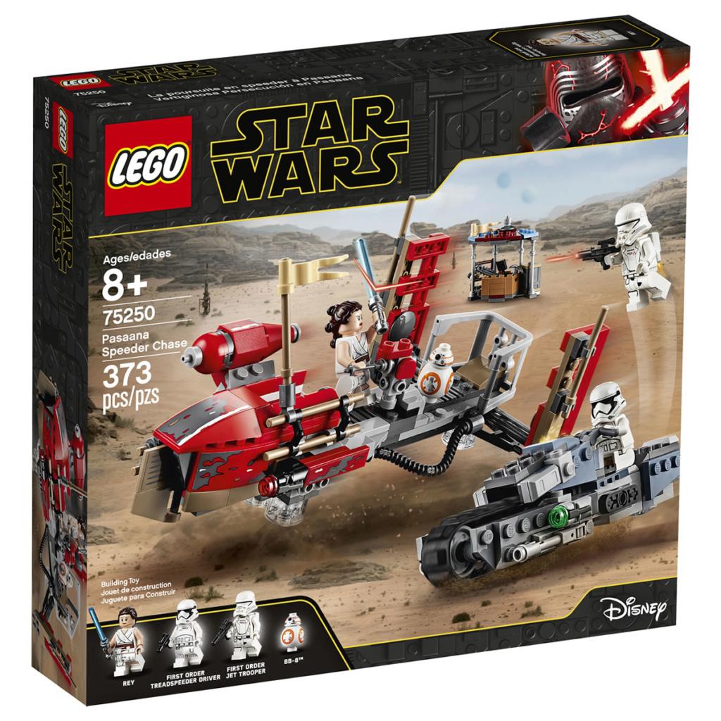 LEGO Star Wars - 75250 - Pasaana Speeder Chase 75250_10