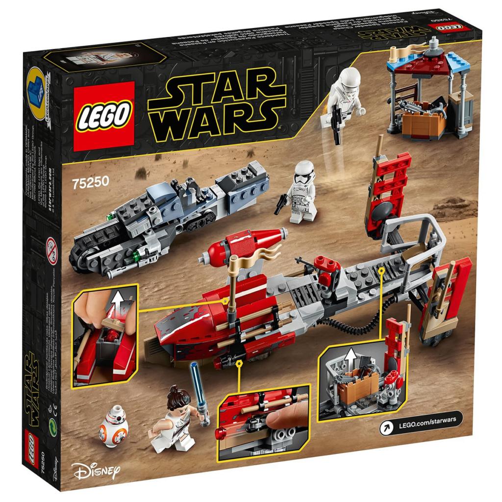 LEGO Star Wars - 75250 - Pasaana Speeder Chase 75250_11