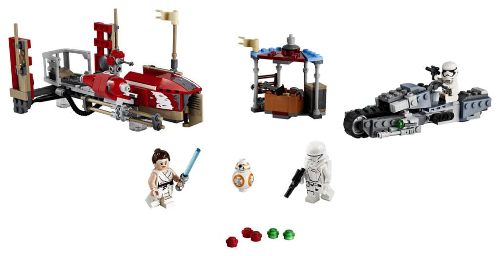 LEGO Star Wars - 75250 - Pasaana Speeder Chase 75250_12