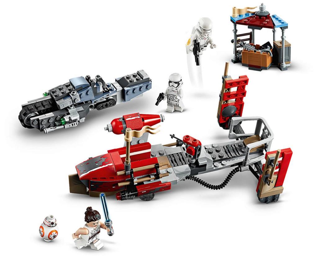 LEGO Star Wars - 75250 - Pasaana Speeder Chase 75250_13