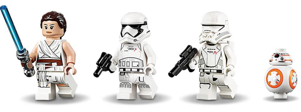 LEGO Star Wars - 75250 - Pasaana Speeder Chase 75250_14