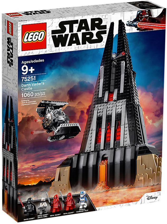 LEGO STAR WARS - 75251 - Darth Vader's Castle 75251_10