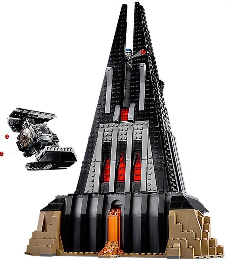 LEGO STAR WARS - 75251 - Darth Vader's Castle 75251_12