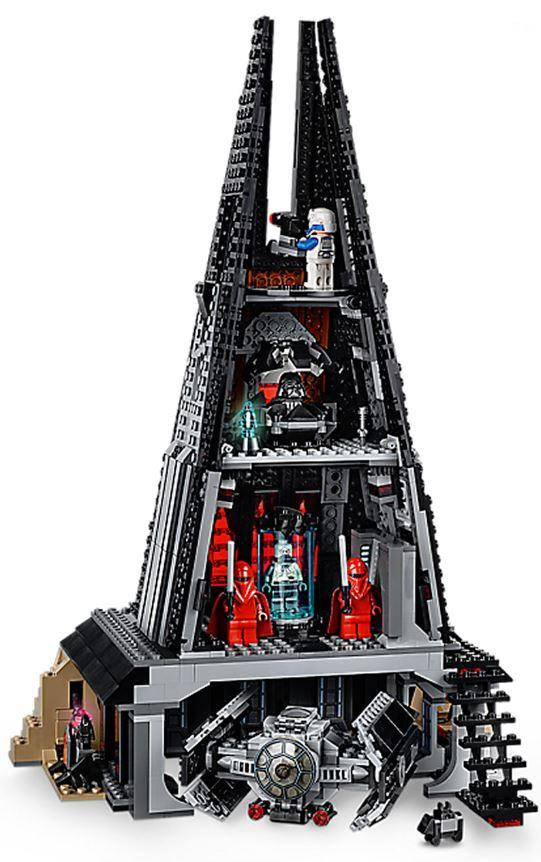 LEGO STAR WARS - 75251 - Darth Vader's Castle 75251_13