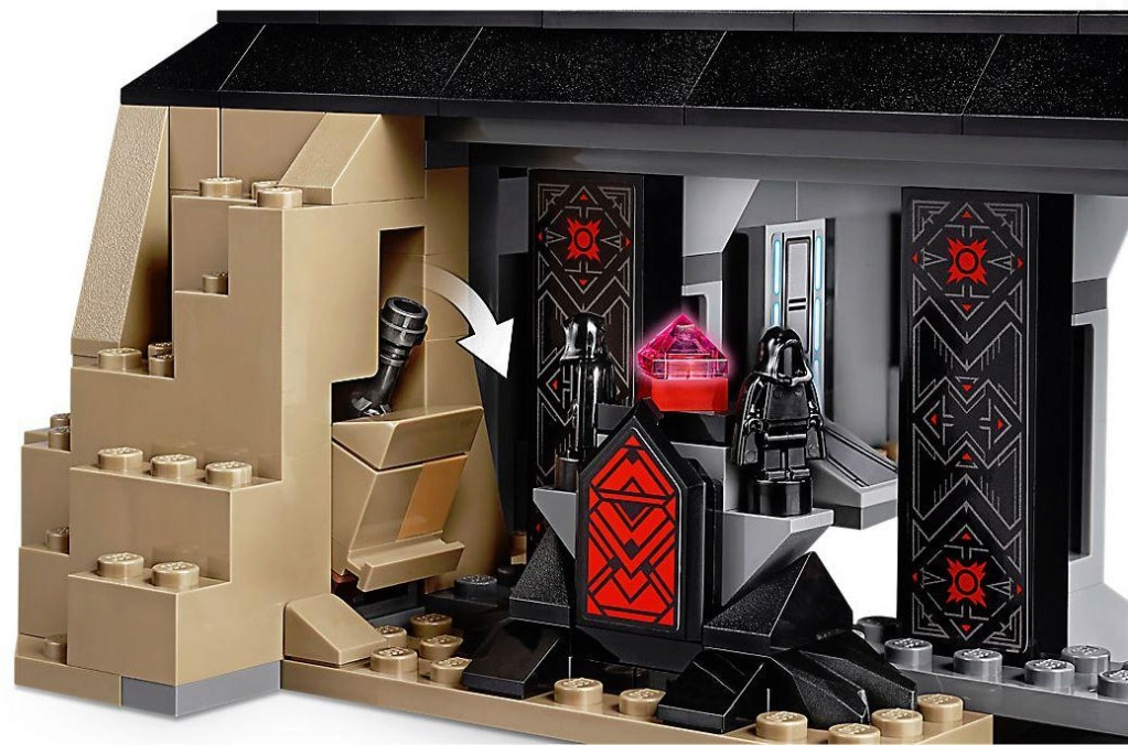 LEGO STAR WARS - 75251 - Darth Vader's Castle 75251_14