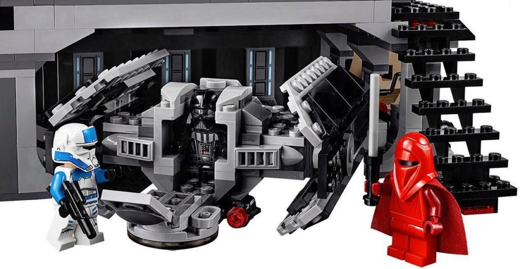 LEGO STAR WARS - 75251 - Darth Vader's Castle 75251_15