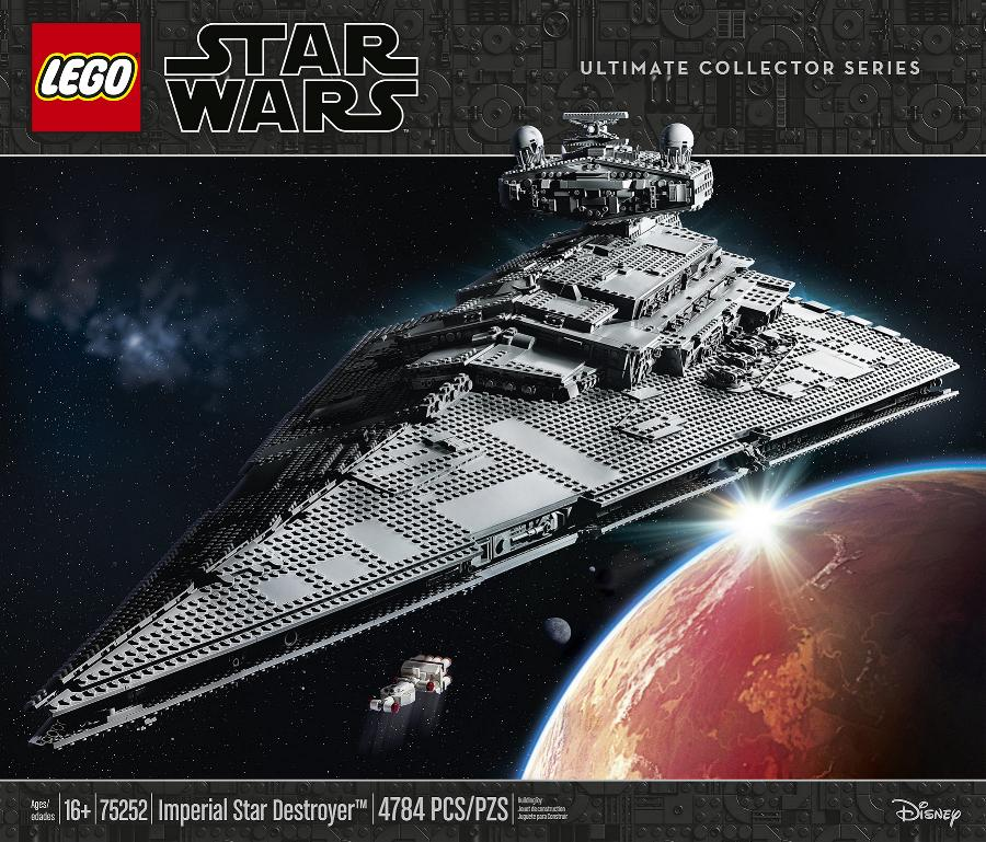 LEGO Star Wars - 75252 - UCS Imperial Star Destroyer 75252_10