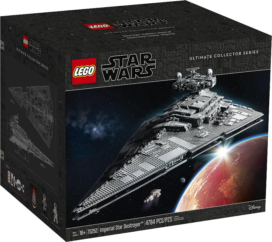 LEGO Star Wars - 75252 - UCS Imperial Star Destroyer 75252_11
